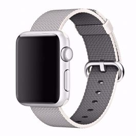 HOCO Apple 38 mm Watch Band Nylon Series - White