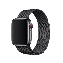Apple - Milanese Loop narukvica za Watch 44mm - Space Black
