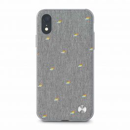 Moshi Vesta for iPhone XR - Gray