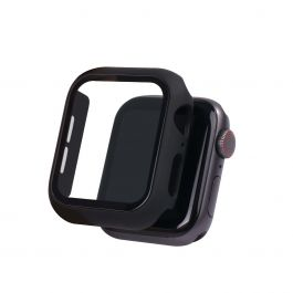 NEXT ONE Apple Watch glass case 44mm - black
