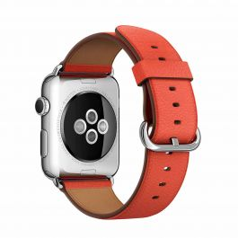Apple 42 mm Classic Buckle - Crvena