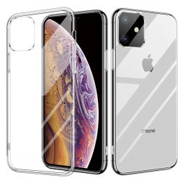 NEXT ONE Transparent Glass Case for iPhone 11