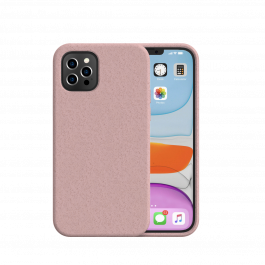 Next One Eco Friendly Case For iPhone 12/12 Pro - Pink