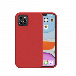 Next One Eco Friendly Case For iPhone 12/12 Pro - Red