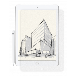 "NEXT ONE iPad 12.9"" Paper-like screen protector"