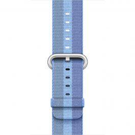 Apple - 38 mm Tahoe Blue Woven Nylon