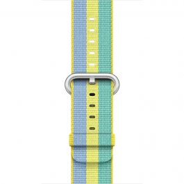 Apple - 38 mm Pollen Woven Nylon