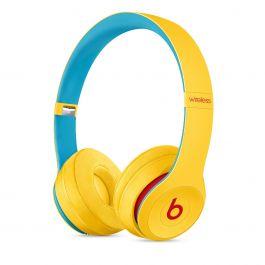 Beats Solo3 Wireless Headphones - Beats Club Collection - Club Yellow