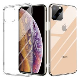NEXT ONE Transparent Glass Case for iPhone 11 Pro Max