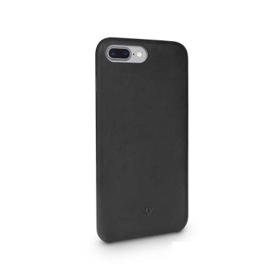 Twelve South Relaxed Leather Clip za iPhone 7 Plus - Crna