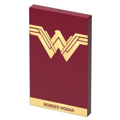 Tribe DC Movie Wonder Worman 4000mAh Power Bank - Red