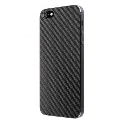 Artwizz - CarbonFilm Back za iPhone 5/5S - Crna