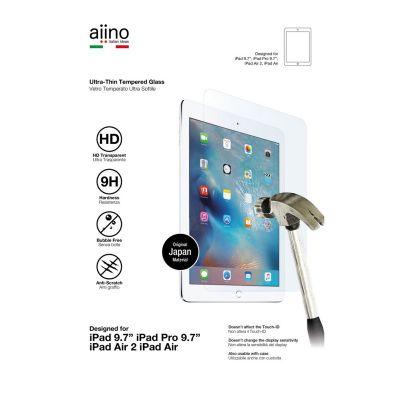Aiino - Film for iPad Air, Air 2, iPad Pro 9.7 and iPad 9.7 - Premium - Glass