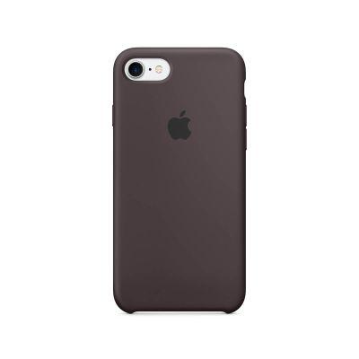 Apple iPhone 7 Silicone Case - Kakao