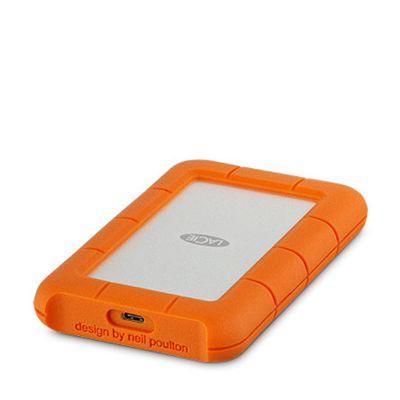Lacie Rugged USB-C Mobile Storage - 1 TB