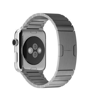 Apple 42 mm Link Bracelet - Srebrna