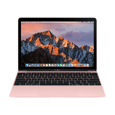 "MacBook 12"" 256GB Rosegold"
