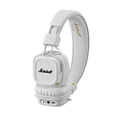 Marshall - Major II headphones bluetooth - white
