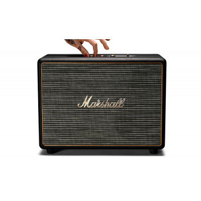 Marshall Woburn Bluetooth Speaker - Black