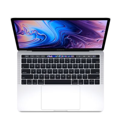 "MacBook Pro 13"" s Touch Bar i Touch ID:512 GB - Silver"