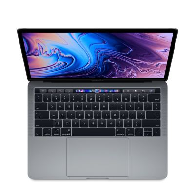 "MacBook Pro 13"" s Touch Bar i Touch ID:256 GB - Space Gray"
