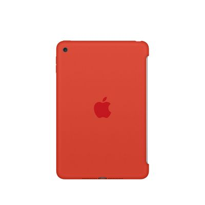 Apple iPad mini 4 Silicone Case - Narančasta