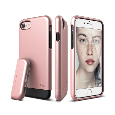 Elago S7 Glide for iPhone 7 - Rose Gold/Rose Gold