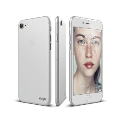 Elago S7 Inner Core za iPhone 7 - Frosted Transparent