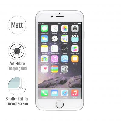 Artwizz ScratchStopper Anti-Fingerprint MATT za iPhone 6