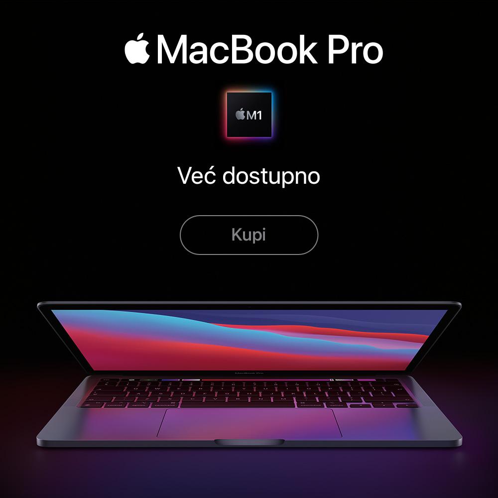 Novi MacBook Pro