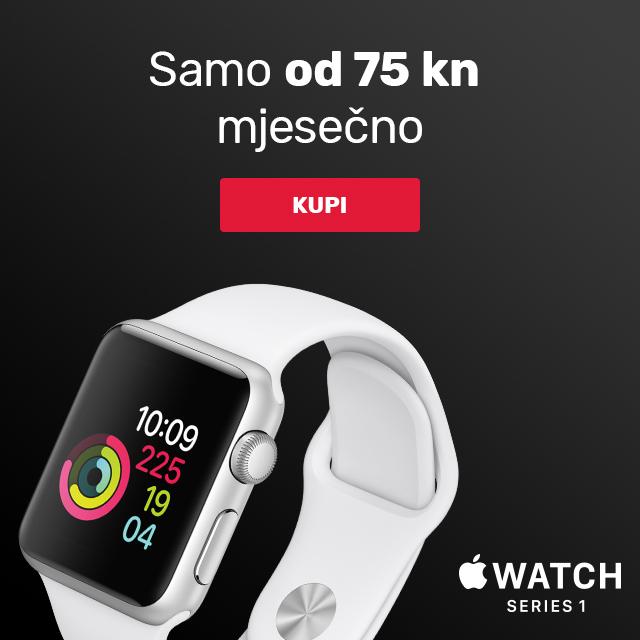 Apple Watch akcija