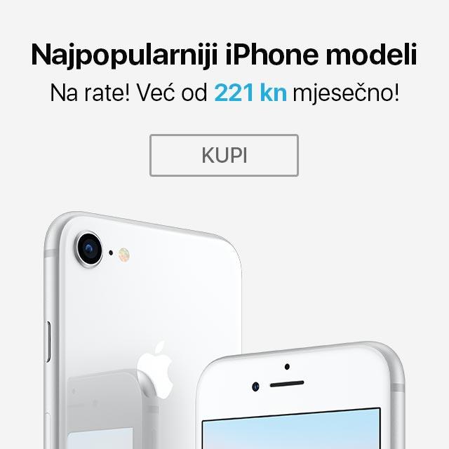 iPhone akcije