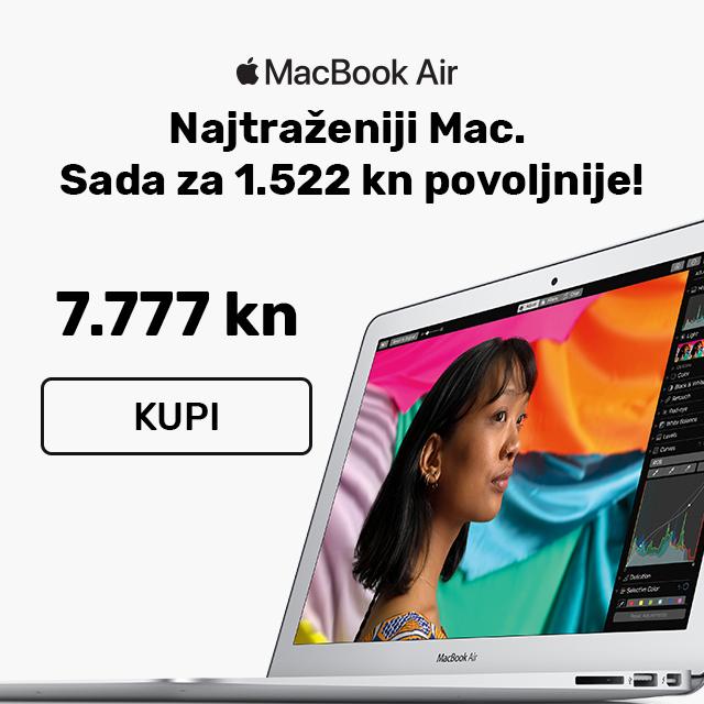 MacBook Air6.999 kn