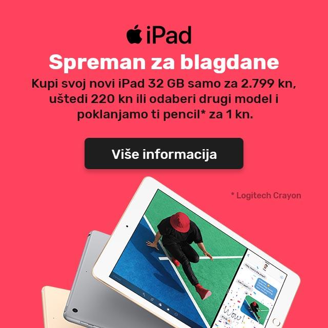 iPad akcija