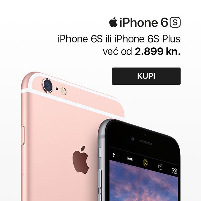 iPhone 6S Plus akcija