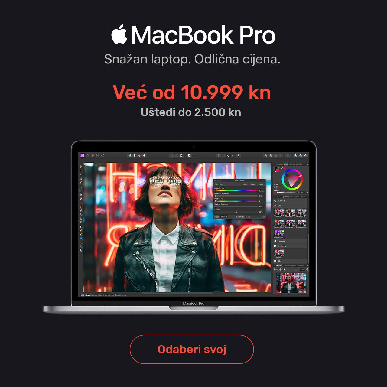 MacBook Pro 128GB -18%